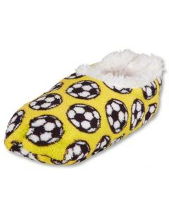 Snoozies Adult - Yellow