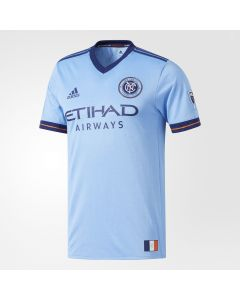 adidas NYCFC Home Auth. Jersey 2017/18 - Lt Blue