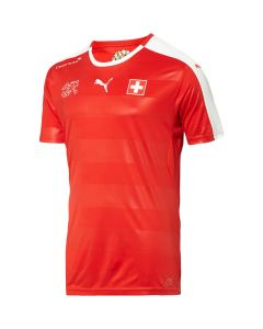 SUISSE HOME JERSEY 2016/17