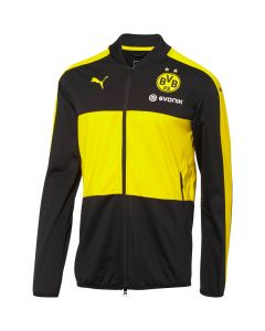 BVB POLY JACKET WITH SPONSOR