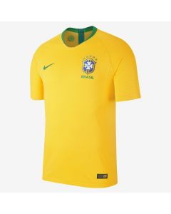 Brasil Home Auth Jersey 2018