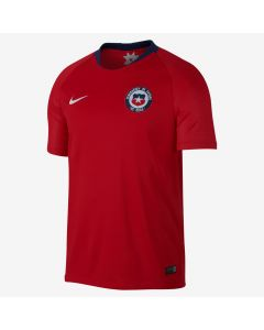 Chile Home Jersey 2018