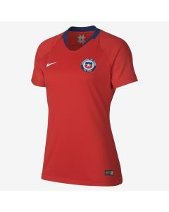 Chile Womens Home Jersey 2018