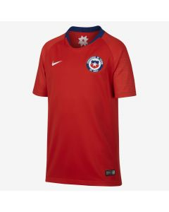 Chile Youth Home Jersey 2018