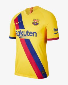 Barcelona Auth A Jersey 19/20