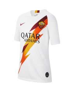 A.S. Roma Y Away Jersey 19/20