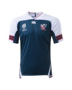 CCC USA Rugby WC Away Pro Jsy