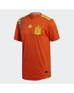 Spain Auth Home Jersey 2018