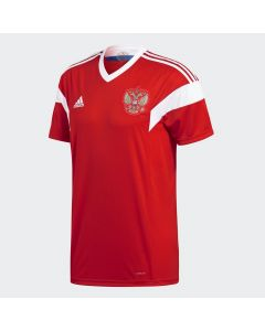 adidas Russia Mens Home Jersey - Red World Cup 2018
