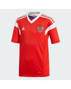adidas Russia Youth Home Jersey - Red - World Cup 2018